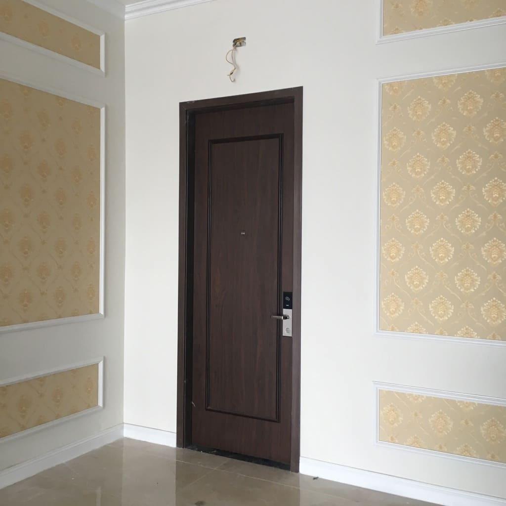 mẫu cửa gỗ đẹp cho chung cư
