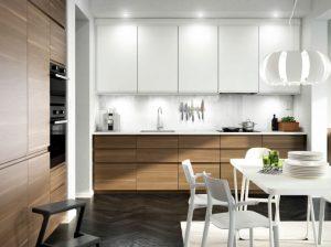 vật liệu làm tủ bếp gỗ công nghiệp