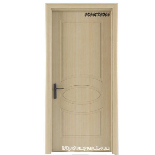Mẫu cửa gỗ hút huỳnh âm cổ điển