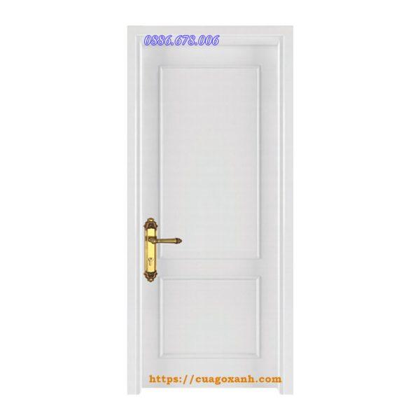 Mẫu cửa gỗ tân cổ điển cơ bản